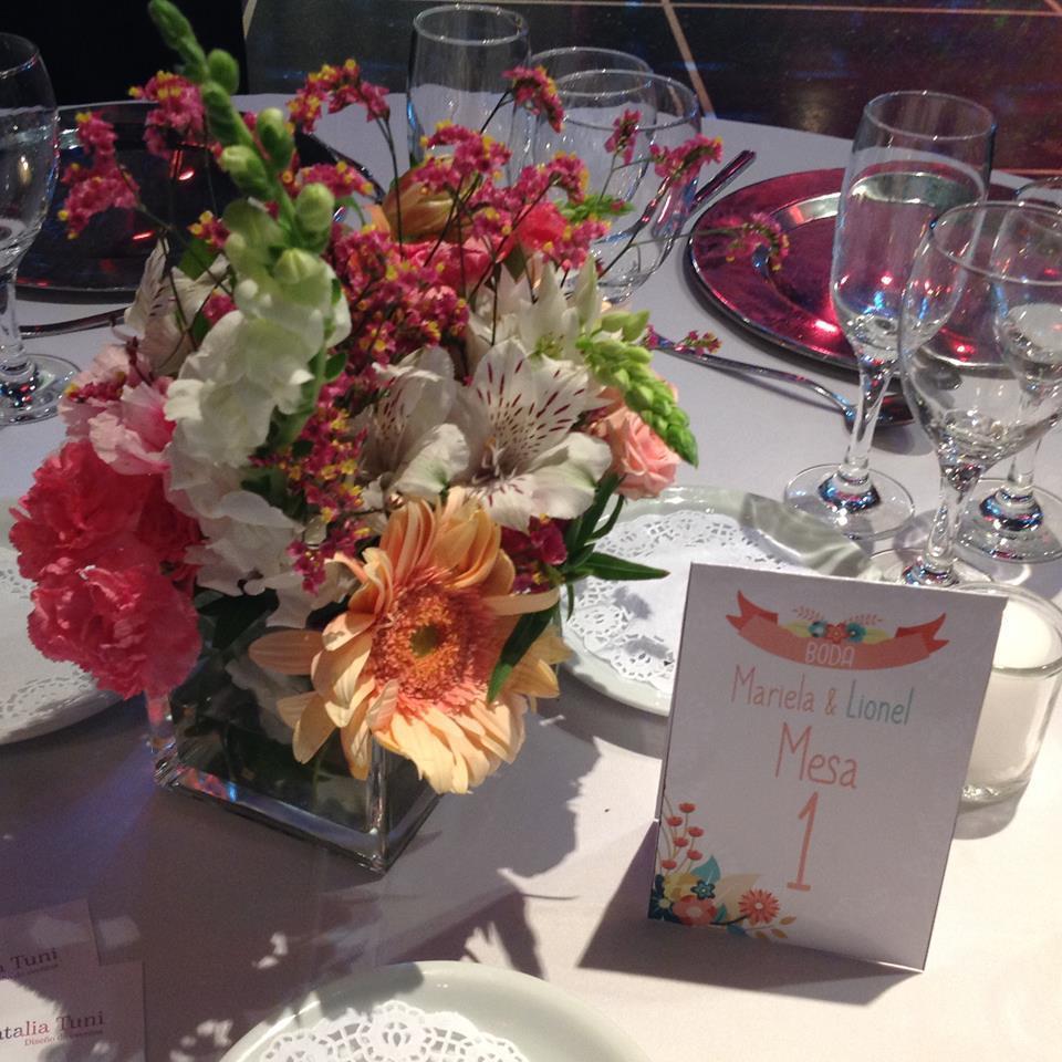 Natalia Tuni Diseño de Eventos (Wedding Planners)