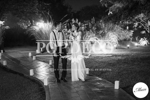 Pop Decó | Casamientos Online