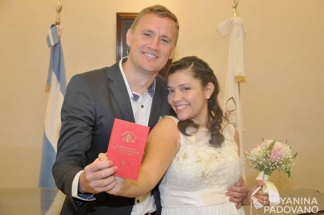 Soledad Vago Civil | Casamientos Online