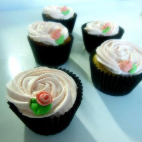 Cupcakes - Su cupcake