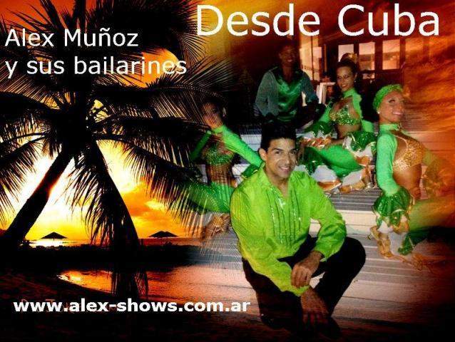 Acento Cubano-Show Salsa-Alex Muñoz | Casamientos Online