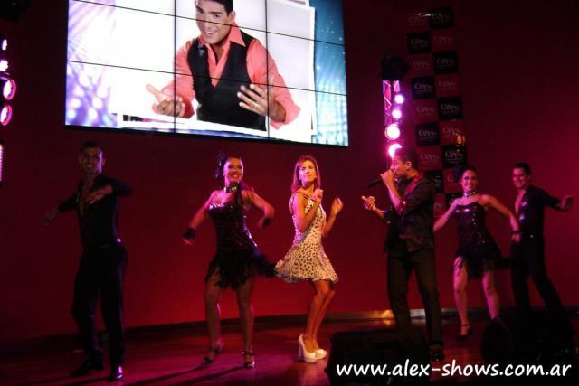 Acento Cubano en Casino Buenos Aires-Alex Shows | Casamientos Online