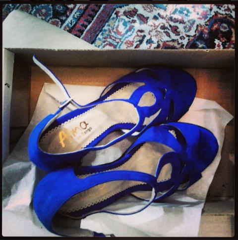 Algo Azul para la novia.. | Casamientos Online