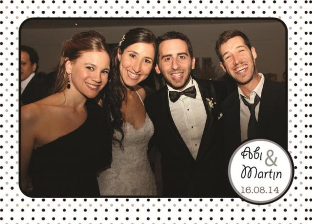 Casamiento de Abi y Martin