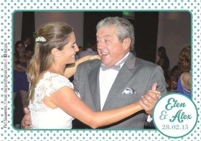 Casamiento de Elen y Alex