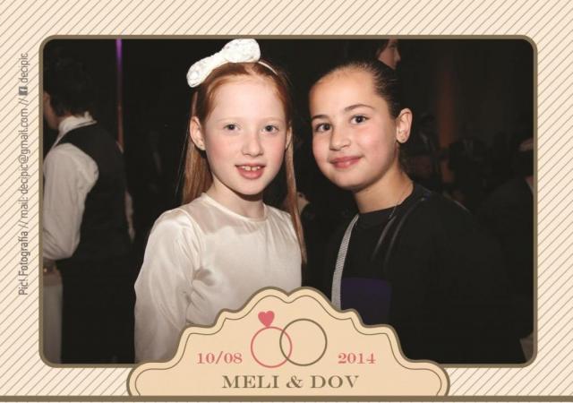 Casamiento de Meli y Dov