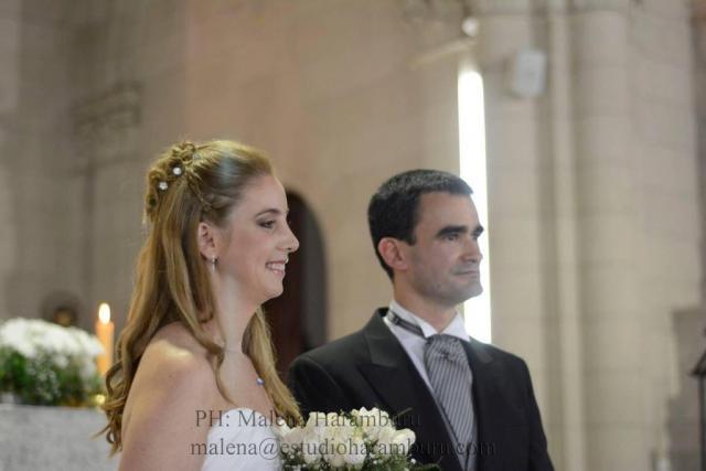Ceremonia de Julieta.  | Casamientos Online