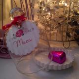 Souvenir Campanita Porta Cupcake o Bombon