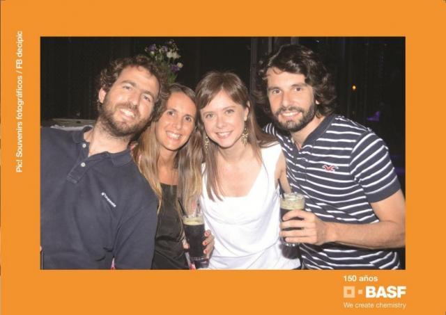 Fiesta de fin de año de BASF