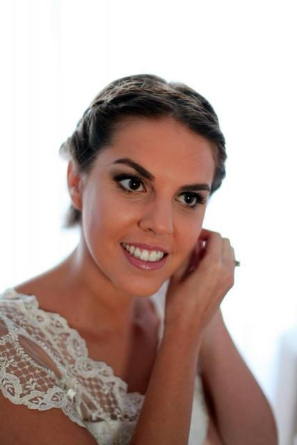 Make up y Peinado Novia Ceremonia | Casamientos Online