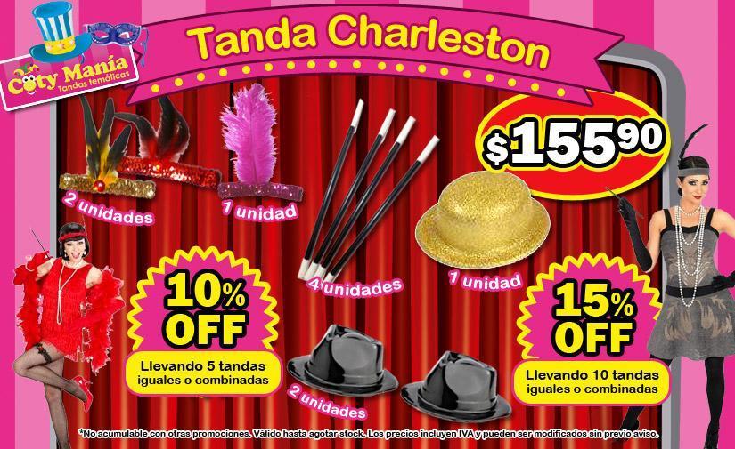 Tanda CHARLESTON