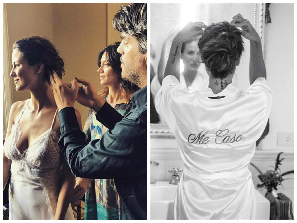 La boda campestre de Luli Fernández   Casamientos Online