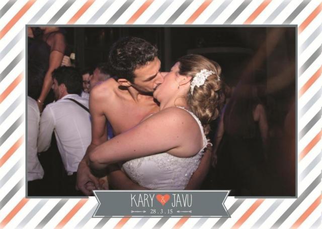 Casamiento de Kary y Javu