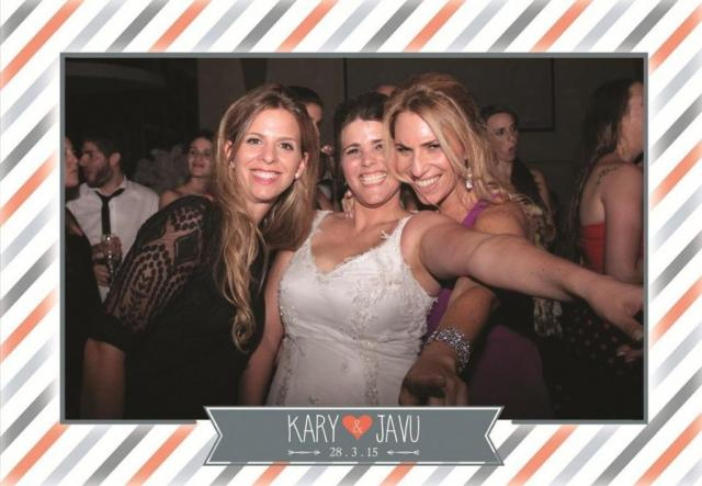 Casamiento de Kary y Javu | Casamientos Online
