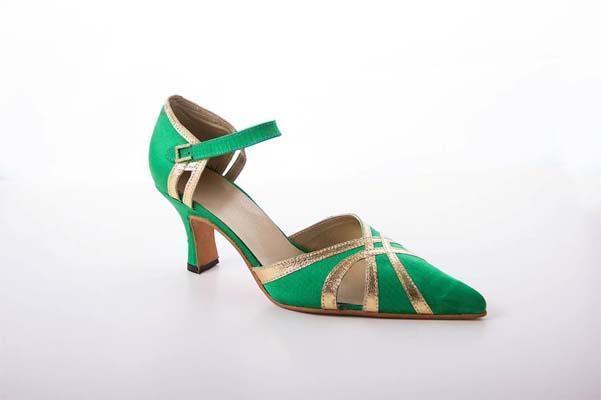 Cata Lacanna Zapatos para Casamientos
