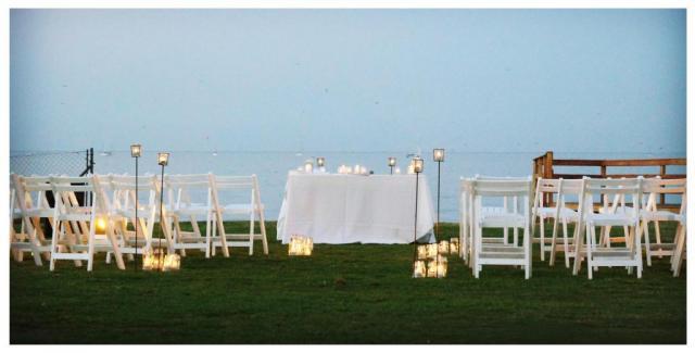 ceremonia al aire libre   Casamientos Online