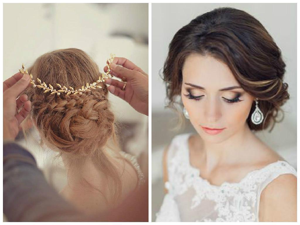 Peinados novia famosas fotos