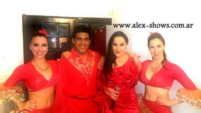 Fusion Latina-Alex Shows   Casamientos Online