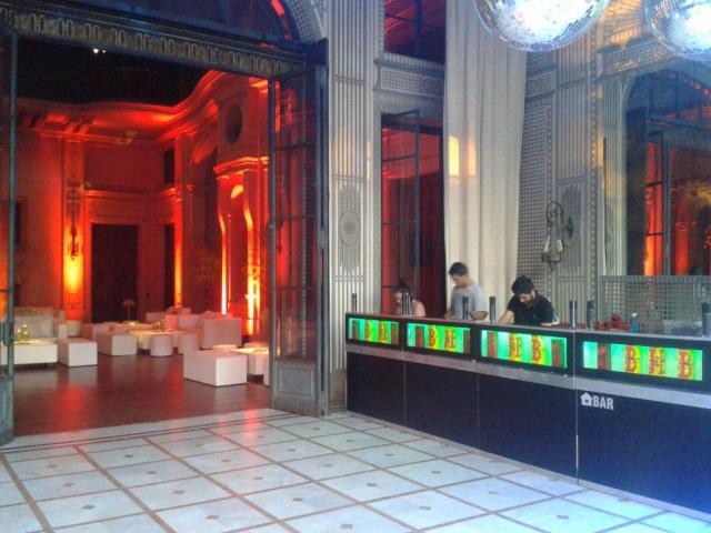 Live Bar Barras Premium