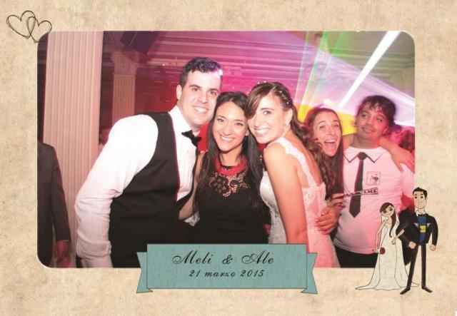 Casamiento de Ale y Meli | Casamientos Online