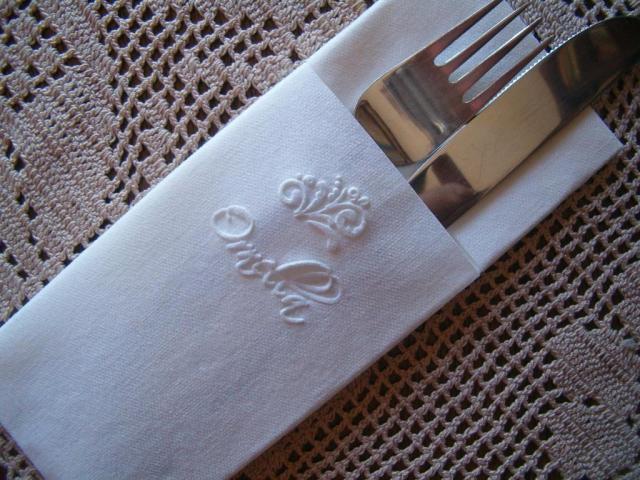 Portacubiertos-servill... | Casamientos Online