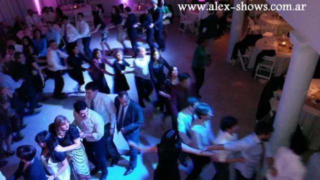Trio Salsa-Animacion(Alex Shows)   Casamientos Online