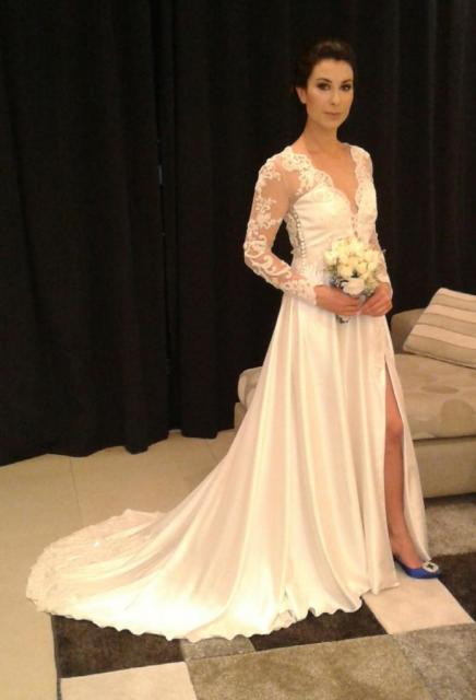 Vestidos de novia - Andrea Aguirre