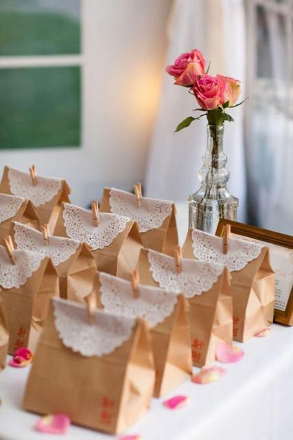 Bolsitas para souvenirs | Casamientos Online