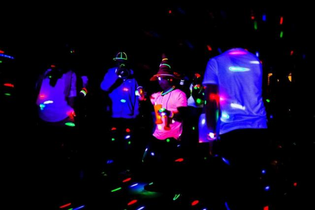 Fiesta neon | Casamientos Online