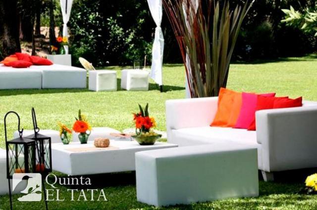 Quinta El Tata - Arpilar Weddings | Casamientos Online