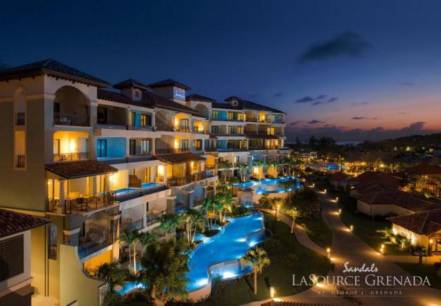 Sandals Resorts (Luna de Miel en Caribe)