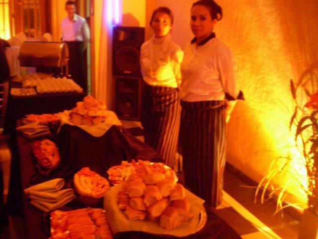 servicio de catering | Casamientos Online