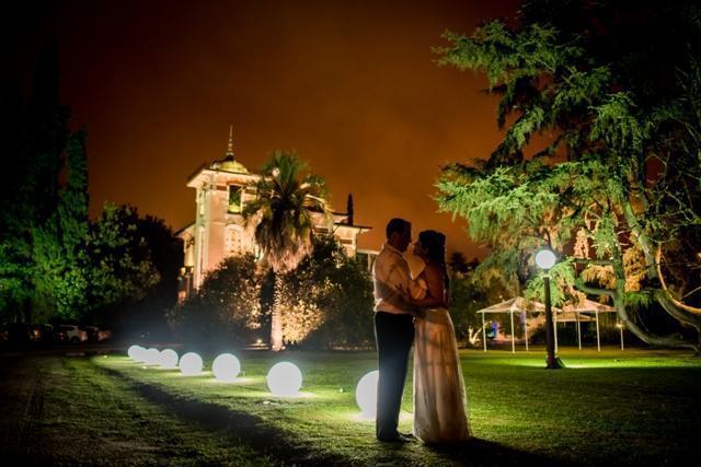La boda perfecta en Bolgheri