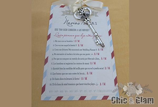 CHIC & GLAM (Propuestas Originales)   Casamientos Online