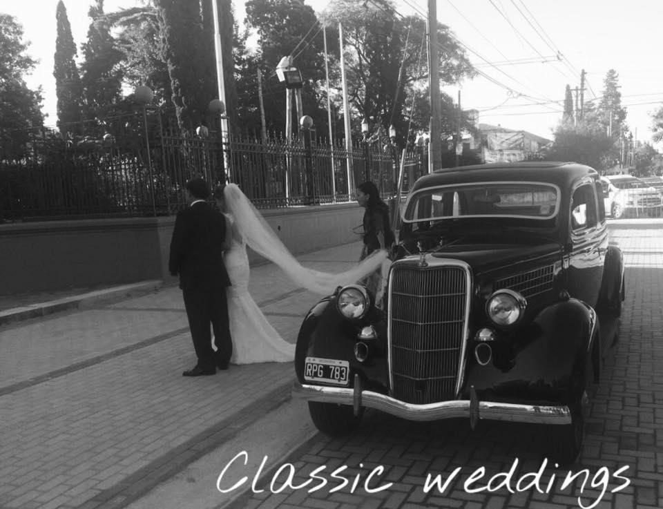 Buscas un ato antiguo para tu boda? Classic Wedding lo tiene!