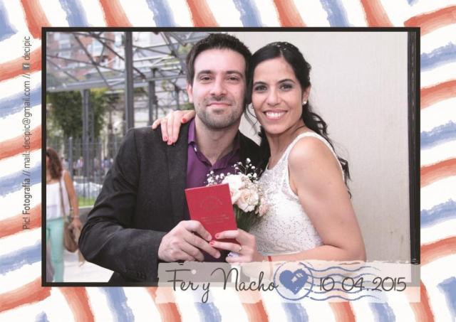Pic! Souvenirs fotográficos | Casamientos Online