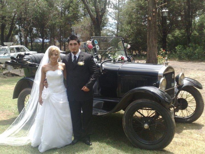 guillermo watson (Autos para casamientos)