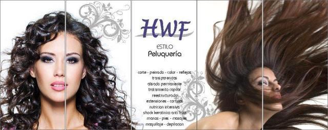 HWF Peluquería está presente el día de tu boda!!!!