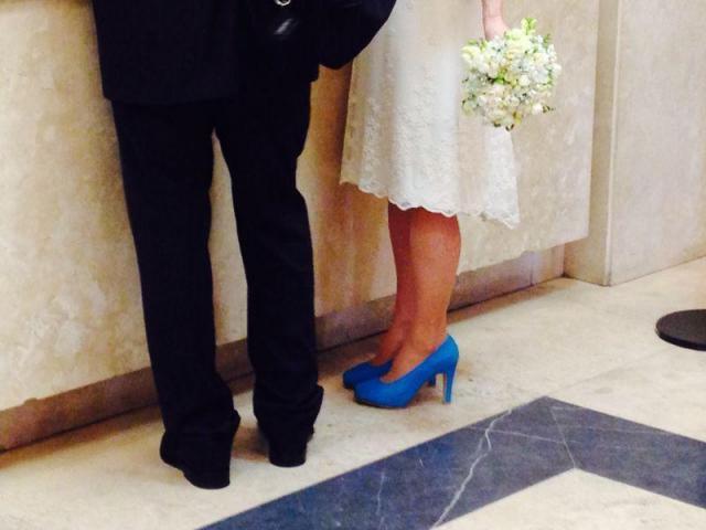 Taco azul | Casamientos Online
