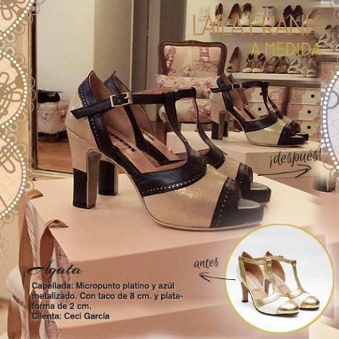 Laila Frank (Zapatos de Novias) | Casamientos Online