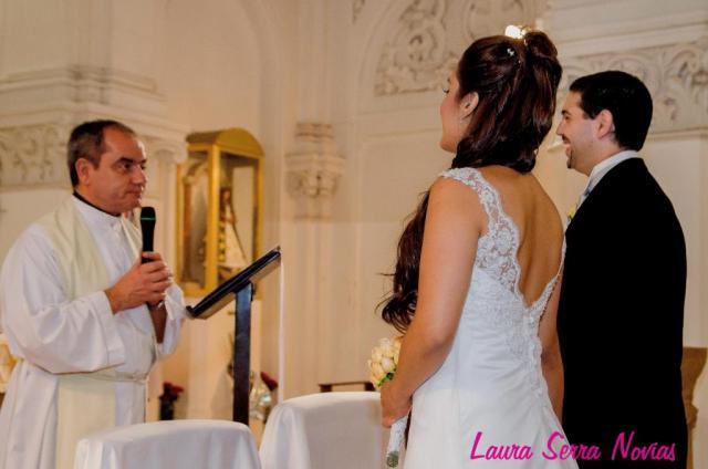 Vestido de novia Laura Q