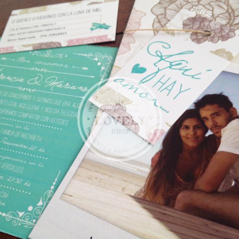 Lovely Shop (Participaciones)   Casamientos Online