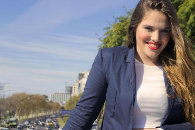 Producción de Julieta para su porfolio. | Casamientos Online