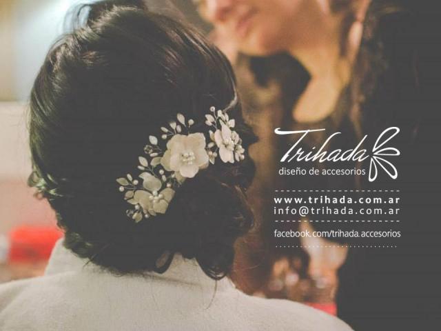 Trihada (Ramos, Tocados y Accesorios) | Casamientos Online