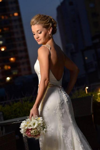 Vestido de novia Gabriela