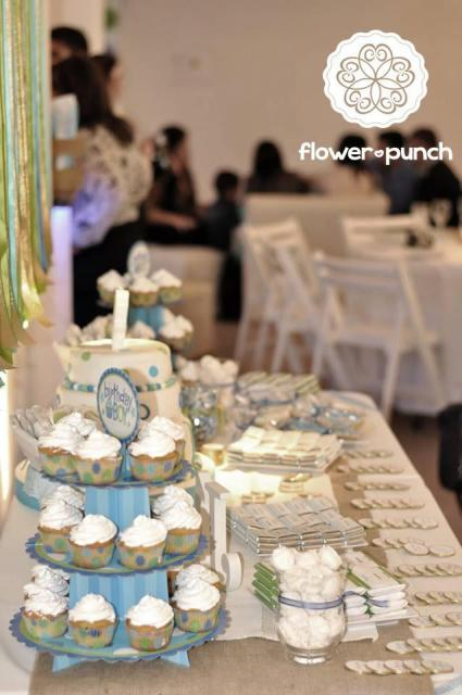 Flower Punch (Ambientación y Centros de Mesa) | Casamientos Online