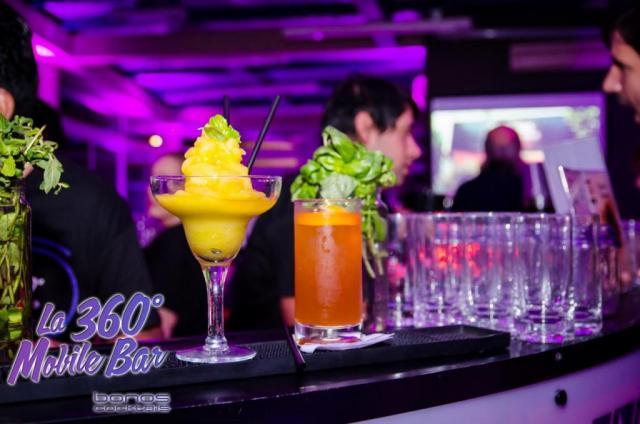 La 360 Mobile Bar® | Casamientos Online