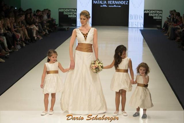 Natalia Hernández (Vestidos de Novia) | Casamientos Online