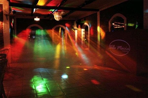 Servicios y equipamiento de nuestro salón - Villa María eventos