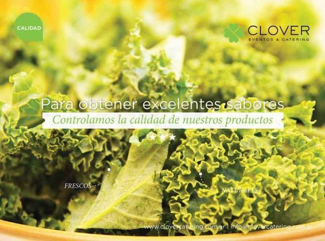 Clover Catering   Casamientos Online